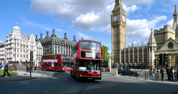 ♥ London  ♥ Blog en pause.
