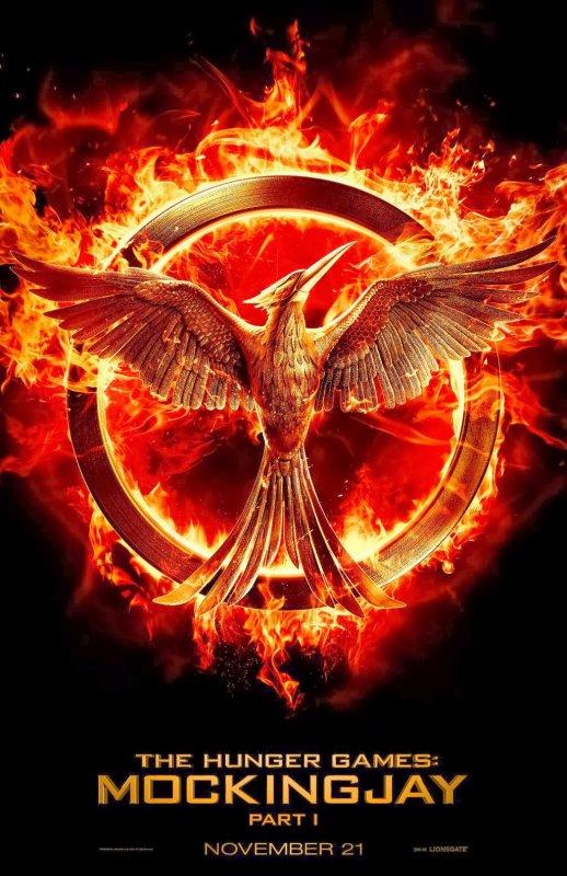 """Le premier poster de """"Mockingjay Part 1"""" a été révélé !!!"""