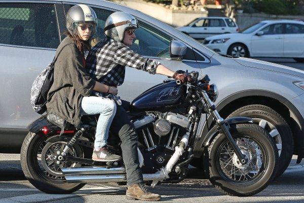 Josh et Claudia en balade à Los Angeles (23-02-2014) Partie 2.