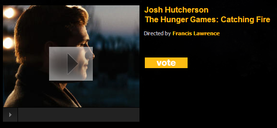 "Pétition + Nominations de Josh aux ""MTV Movie Awards 2014""."