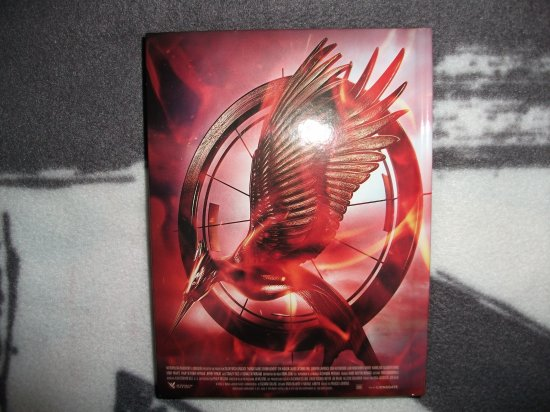 "Edition Limitée ""Catching Fire""."