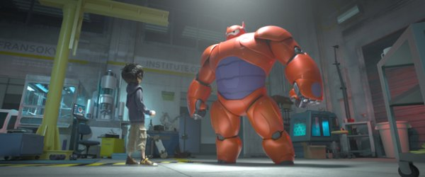 """Big Hero 6""."