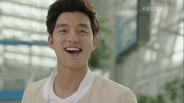 Gong Yoo , ou le meilleur acteur a mes yeux  .