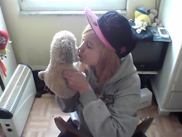 Je vous présente Ted ! mon n'ours !