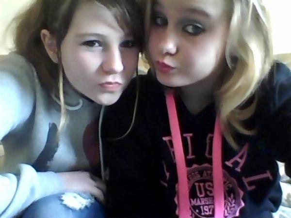 Coralie & Moi (l)