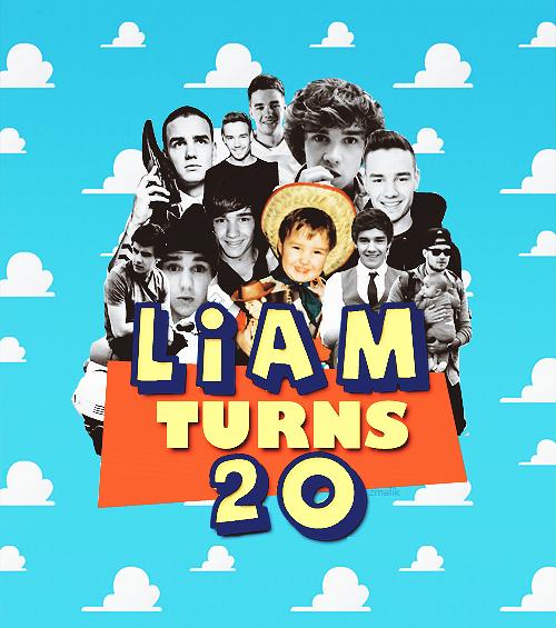 Happy Birthday Liam<3<3<3