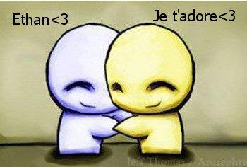 Je vous adore<3