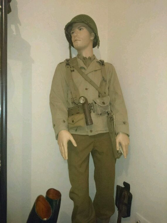 Mannequin US WWII