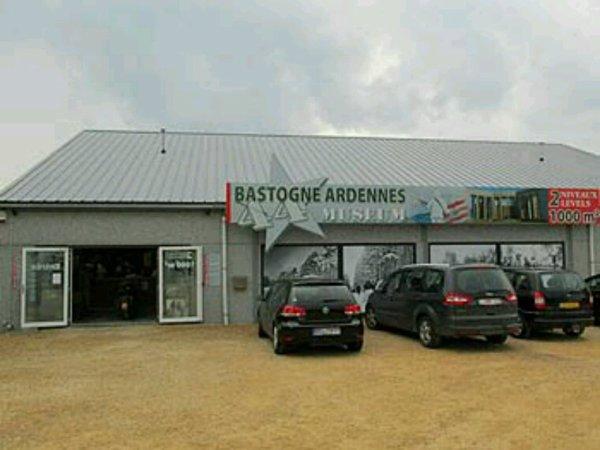Fermeture du musée bastogne Ardennes 44