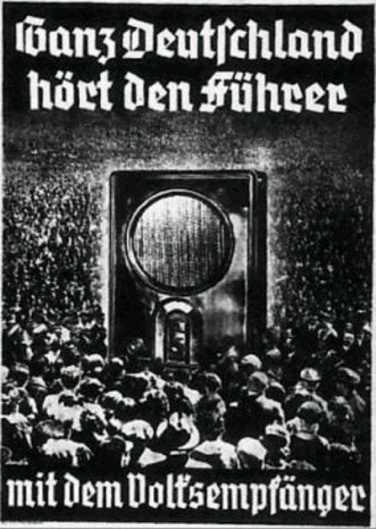 Radio du peuple allemand