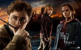 harry , rone et hermione