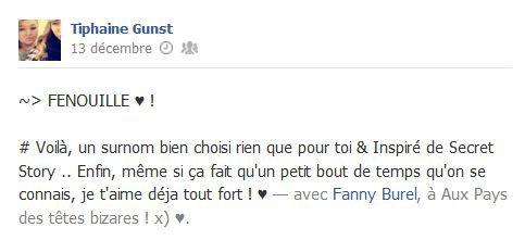 ♦ Chapitre 3 : Fanny. ♦