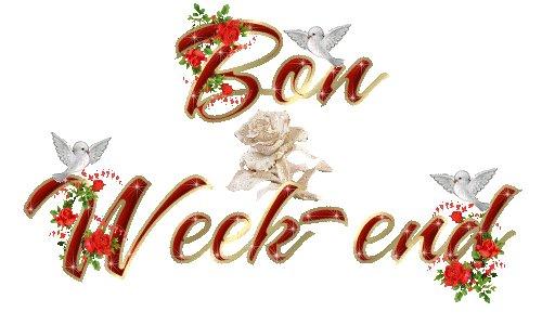 TRES BON WEEK-END A TOUS BIZ D'ASSU...