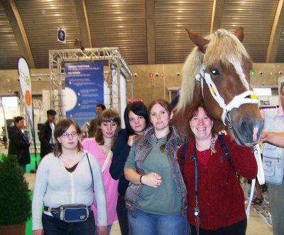 LE SALON DE L AGRICULTURE A 5 !!