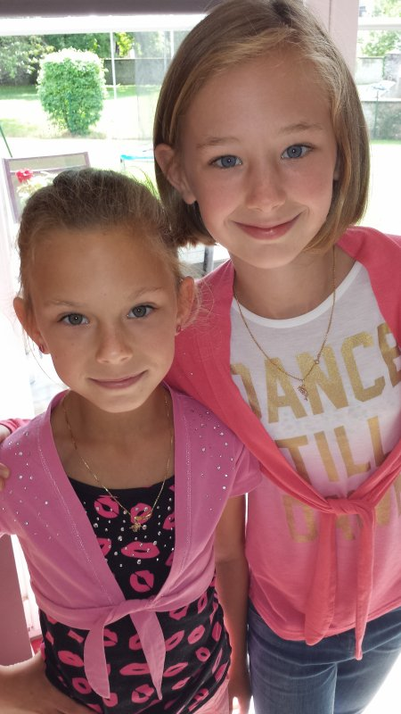 Mes princesses septembre 2015