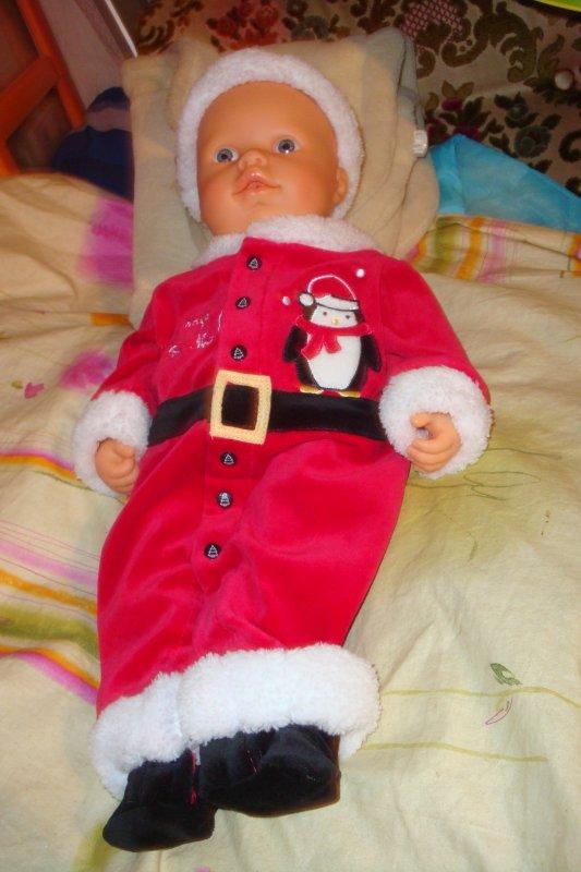 Bébé de Noël!