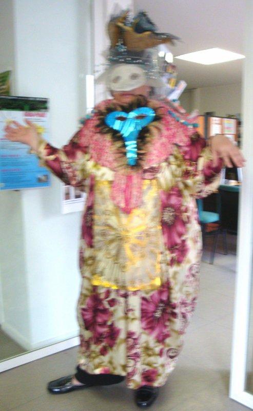 Tours Carnaval Pose*** papillon