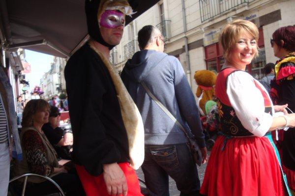 Carnaval Tours Balade ArtMory*** 2014