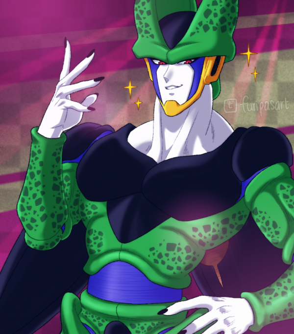Cell (Dragon Ball Z)