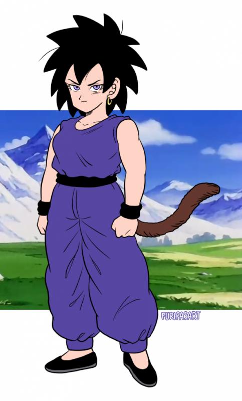Moi, Furipa (Dragon Ball)