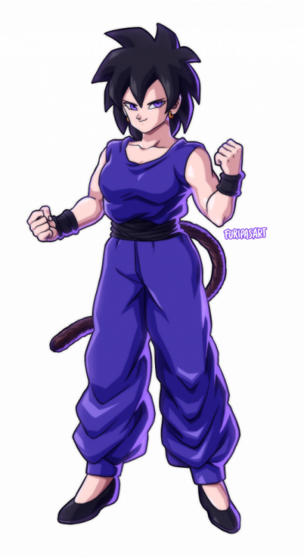 Moi, Furipa (Dragon Ball FighterZ)