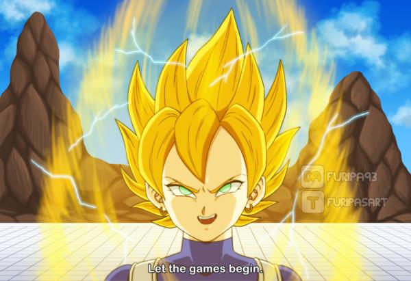 Moi, Furipa (Dragon Ball Z)