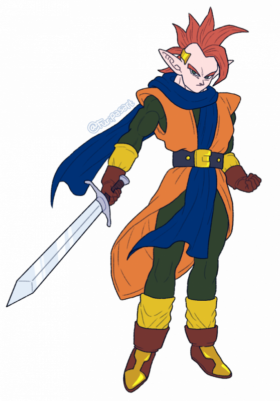 Tapion (Dragon Ball Z)
