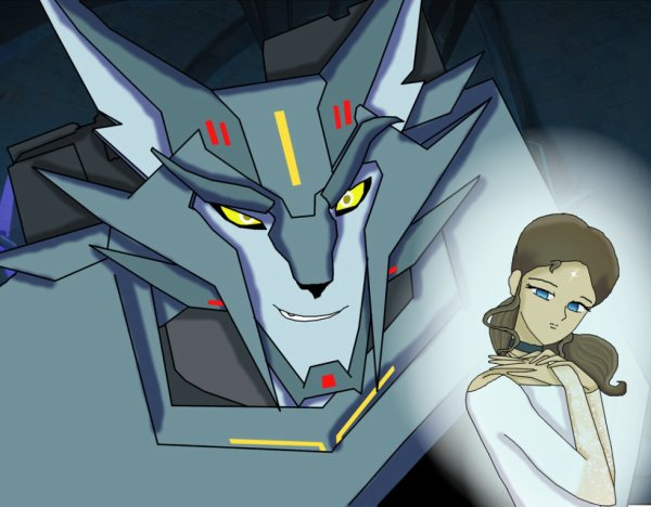 Steeljaw et Moi, Elena (Transformers Robots In Disguise 2015)