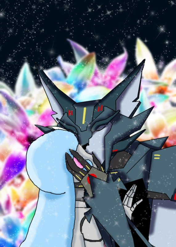 Steeljaw et Moi, Elena (Transformers Robots In Disguise 2015)
