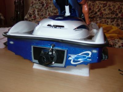 une turbine electrique sur le jet quel travail de ouf rc surfer kyosho rc surfeur kyosho. Black Bedroom Furniture Sets. Home Design Ideas