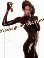 MASSAGES CALIFORNIENS MASSAGES AU CHOCOLAT!