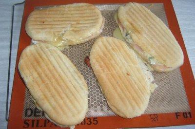 Panini maison fanny cuisine - La maison du panini ...
