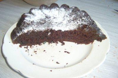 Gâteau chocolat / Betterave