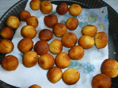 Pommes noisette