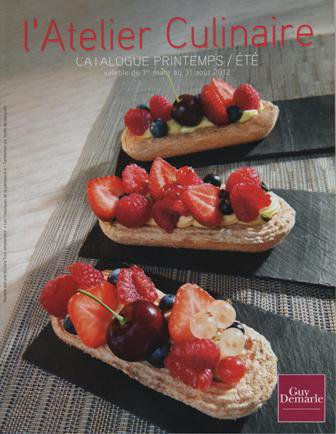 Catalogue Guy Demarle printemps/ été