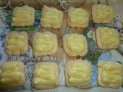 Tartelettes crème patissière et fruits