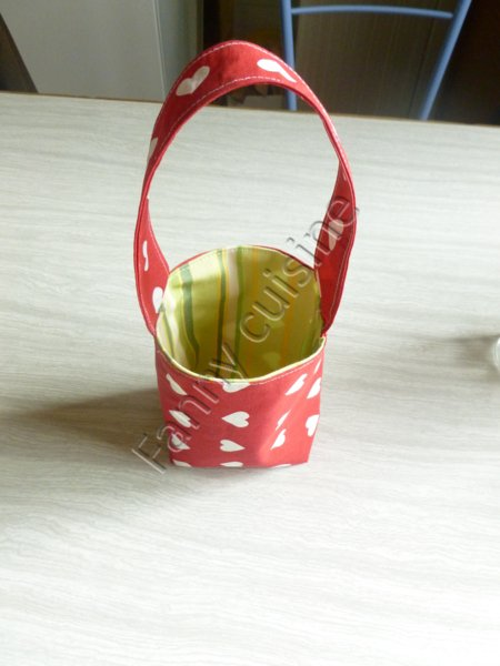Petit sac pour ma fille