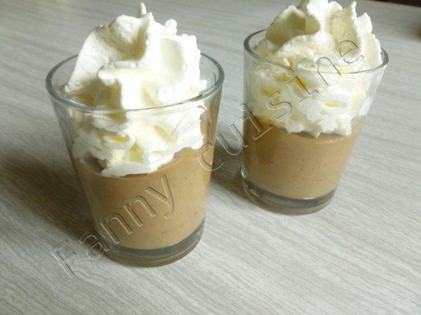 Liègeois au café