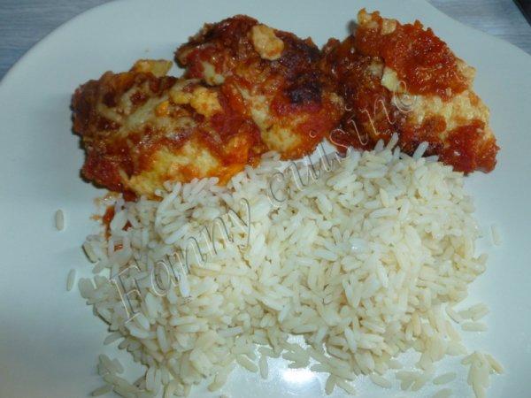 Quenelles sauce tomate maison au thermomix