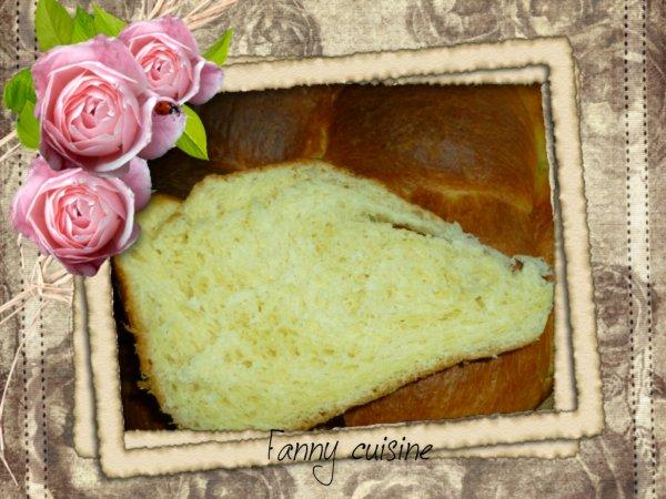 Brioche du boulanger au thermomix cuisson cocotte