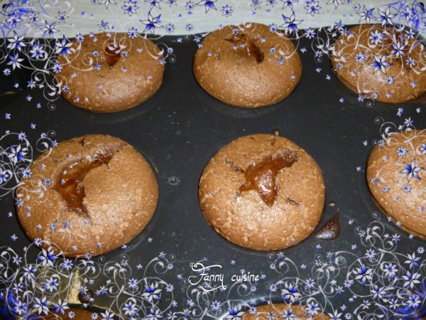coulants au chocolat au thermomix