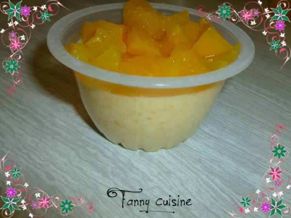 Verrines de mousse aux fruits au thermomix