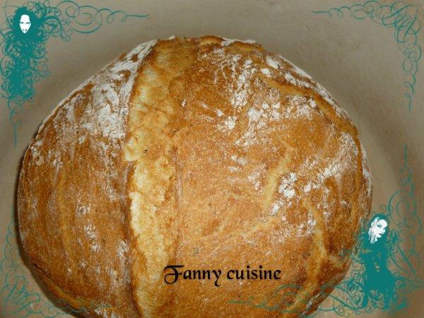 Mon pain d'aujourd'hui au thermomix