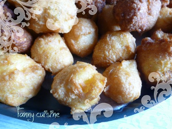 Pommes dauphines au thermomix