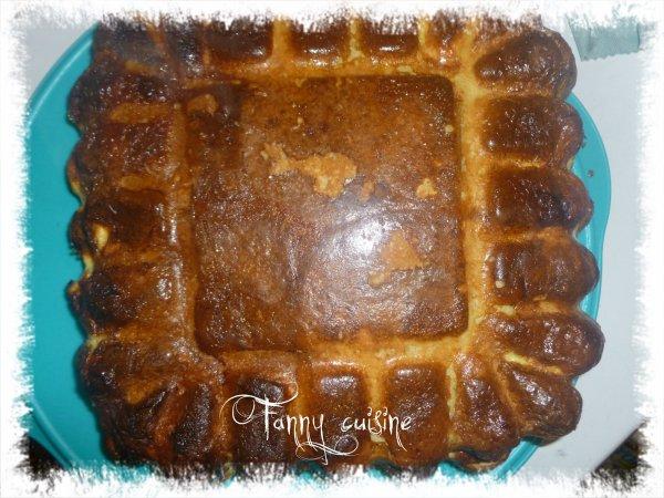 Croc cake au thermomix