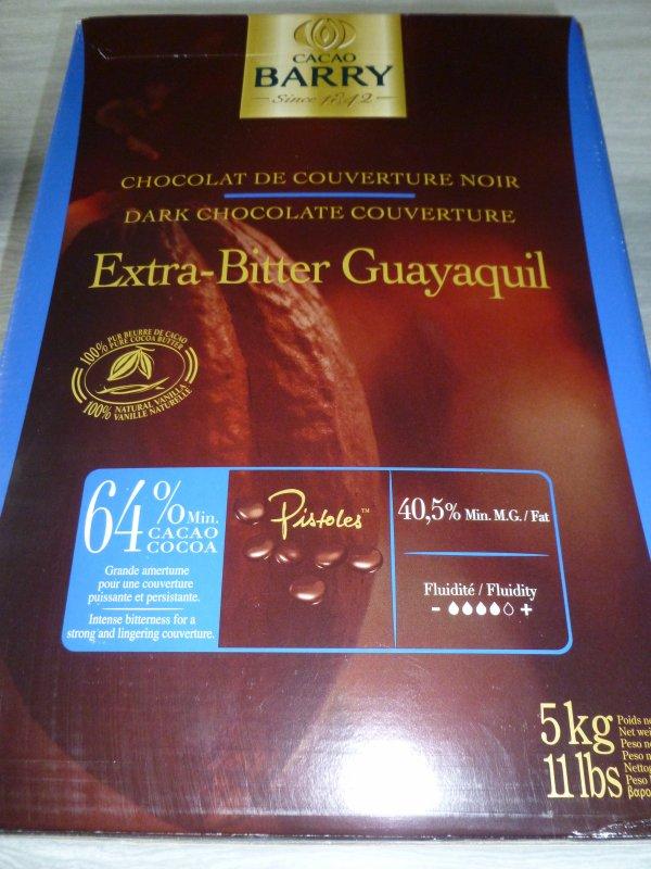 Chocolat patissier
