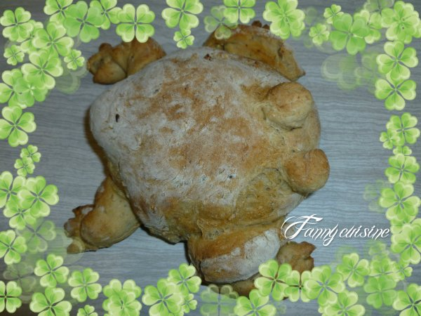 Pain au thermomix