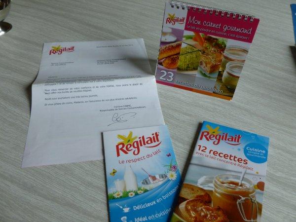 R gilait partenariat 13 fanny cuisine for Regilait cuisine