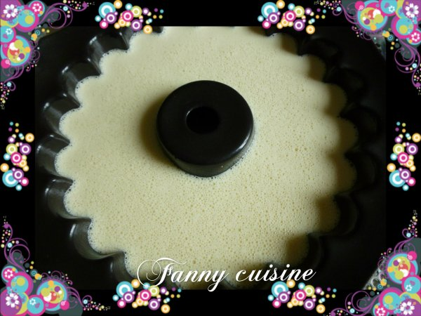 Gâteau flan au thermomix