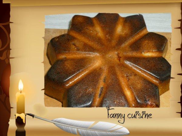 Gâteau des Carmélites Aux Pieds Nus de Séville